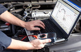 marshall motors diagnostics